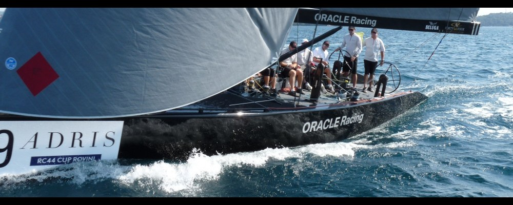 Oracle Adris RC44 Cup, 28.09.-02.10.2011.