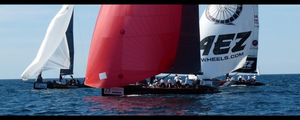 Adris RC44 Cup, 28.09.-02.10.2011.