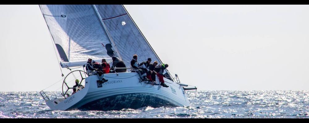 Nube 21. Uskrsnja regata, 06-08.04.2017.